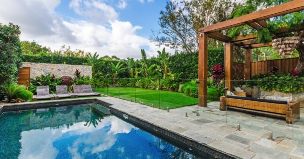 Beautiful Poolside Landscaping Ideas Ies Pools