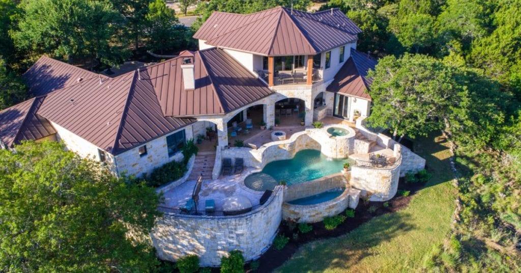 Designs for Texas Hill Country Outdoor Living